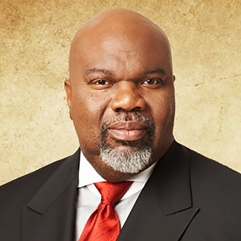 T.D. Jakes Exposed