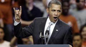 Obama Diablo Sign