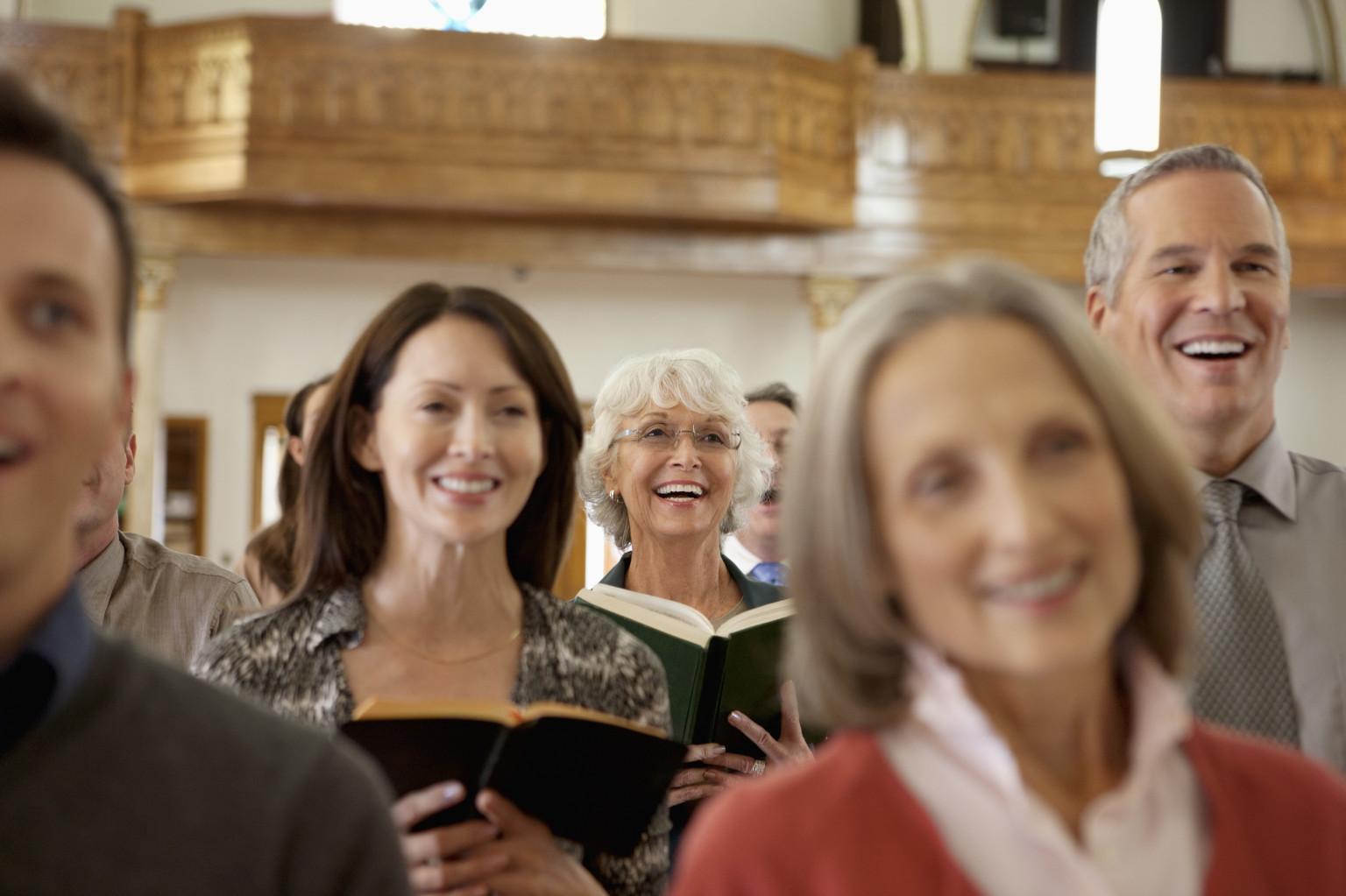 Why Do We Go To Church on Sunday's?