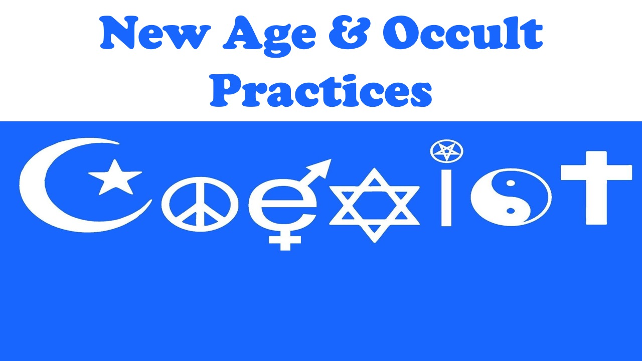 New Age & Occult Practices