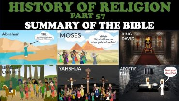 HISTORY OF RELIGION (Part 57): SUMMARY OF THE BIBLE