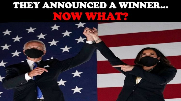 THEY ANNOUNCED A WINNER…NOW WHAT?